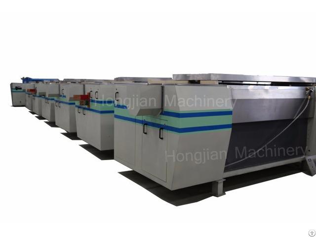 Gravure Cylinder Electroplating Plant Galvanic Plating Machine Tank Bath