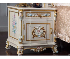 Bedroom Baroque Bedside Table