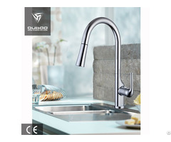 Deck Mounted Mixer Taps Modern Design Luxury European Kitchen Faucet Ob D47