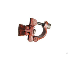 Malleable Scaffold Coupler