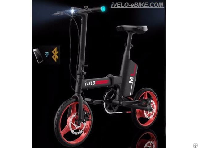 Electric Bicycle Ivelo Ebike