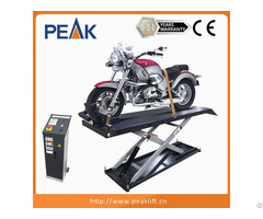 Home Garage Equipment Motorcycle Scissors Lift Table