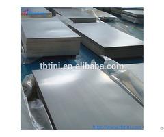 Titanium Alloy Sheets Plates Grade 1 2 3 4 5 7 9 12 23