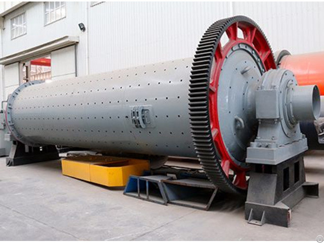Wet Ball Mill For Gold Ore