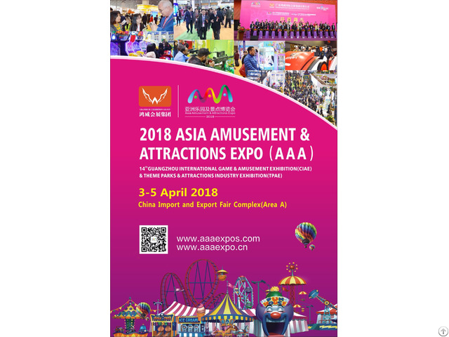 Asia Amusement And Attraction Expo Aaa 2018