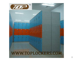 Triple Tier Abs Plastic Locker Smart Designs