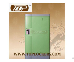Abs Plastic Triple Tier Factory Locker Multiple Locking Options