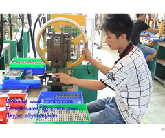 Metal Injection Molding Supplier Zcmim