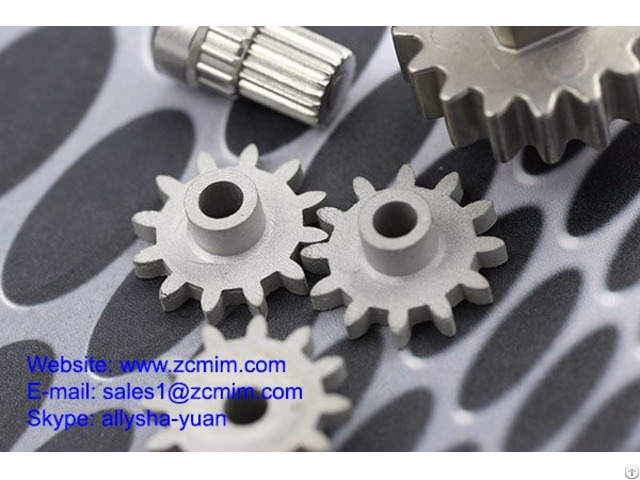 Mim Powder Metallurgy Oem Custom Stamping Part