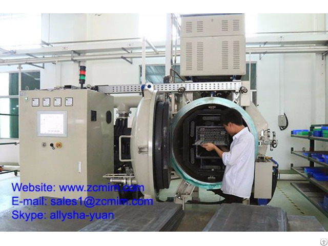 Machine Spare Parts Production Mim Manufacturer