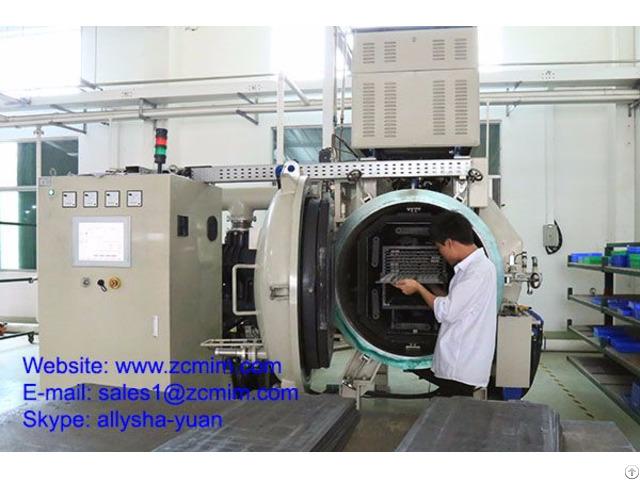 Machine Spare Parts Production Mim Manufacturer