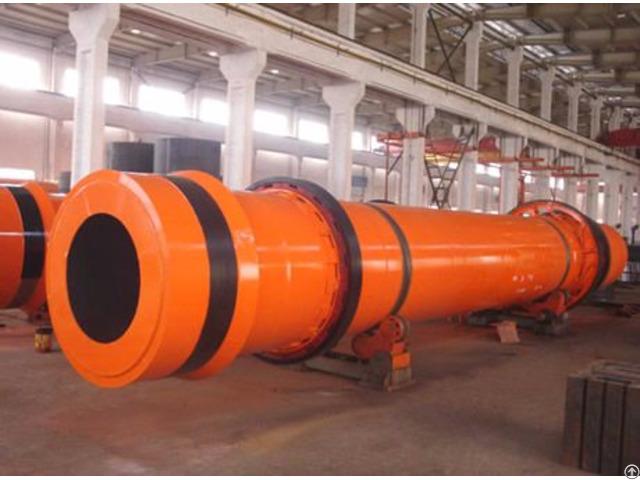 Industrial Rotary Drum Dryer Machinery