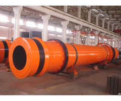 Industrial Rotary Drum Dryer Machinery