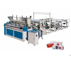 Kitchen Roll Paper Making Machine