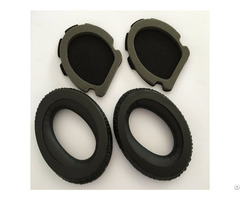 Aviation Headset A10 Ear Pads Earmuffs Good For Noise Cancelling China Factory