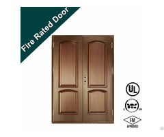 Ul Steel Fire Rattng Proof Door With Exit Lock