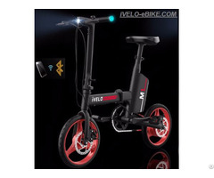 New Model Latest Design Ebike Ivelo Electric Bicycle