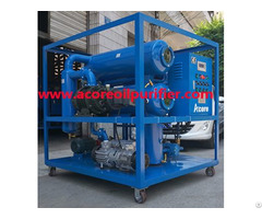 Dehydration Plant Of Transformer Insulating Oil