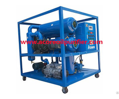 Enclosed Type Vacuum Transformer Oil Filter Machine