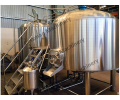 500l Used Brewing Equipment For Sale