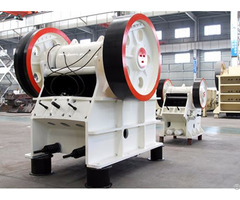 High Efficiency Cj Jaw Crusher