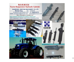 Suspension Hydraulic Cylinder For Tractor