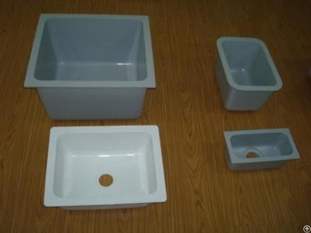 Lab Furniture Resin Sink Pp Cup Educational School Furnitures