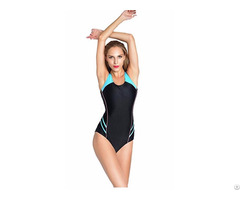 Women S Training Athletic Sports One Piece Swimsuit Racerback Bathing Suit