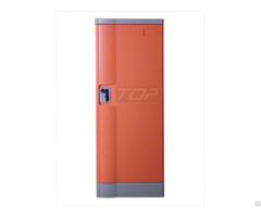 Double Tier Storage Lockers Abs Plastic