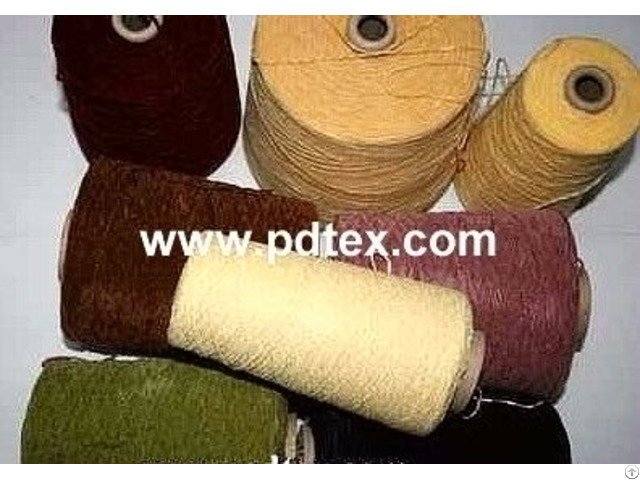 Chenille Yarn For Knitting And Weaving