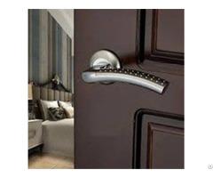 Zinc Alloy Door Handle Surface Installation
