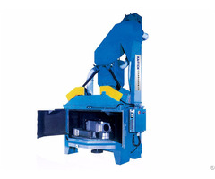 Turntable Type Shot Blasting Machine