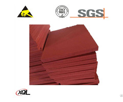 China Colorful Heat Resistant Silicone Rubber Foam Sponge