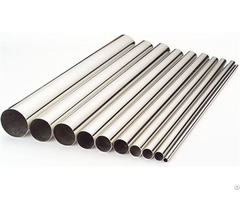 Stainless Round Steel Pipes