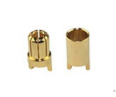 Amass Gold Plated 6 5mm Male And Female Connector