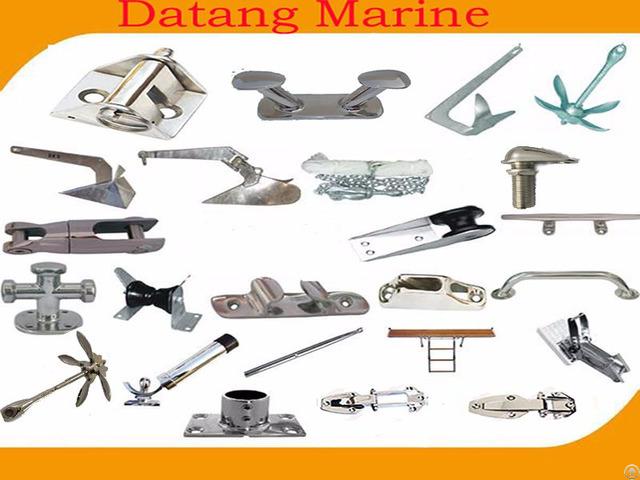 Stainless Steel Marine Hardware Cast