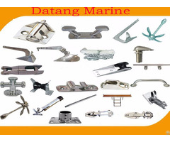 Stainless Steel Marine Hardware Cast