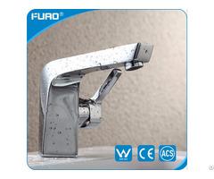 Brass Chrome Wash Basin Tap