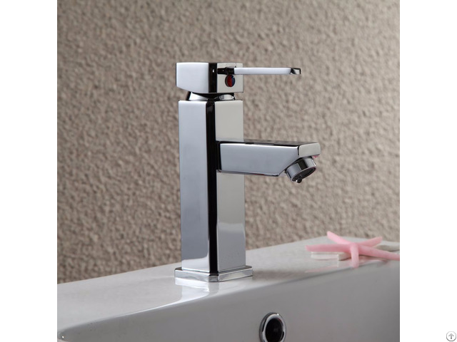 Single Lever Wash Basin Mixer