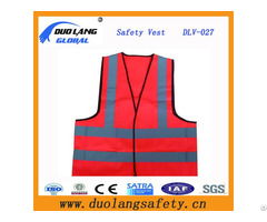 Top Quality Traffic Warning Reflective Vest