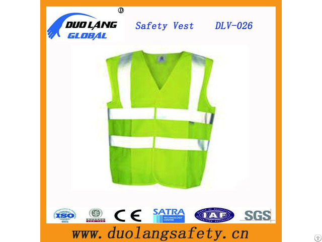 High Quality Night Visible Reflect Warning Vests