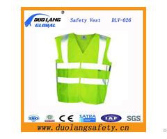 High Quality Night Visible Reflect Warning Vests