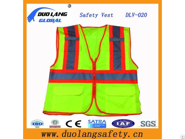 Fashion Children Warning Reflective Safety Vest