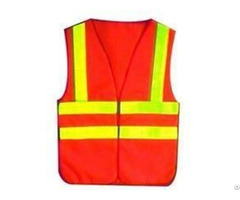 Warning Workwear Mesh Reflective Vest