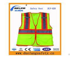 Fashion Children Warning Reflective Safety Vest