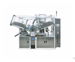 Gz05 Automatic Toothpaste Filling And Sealing Machine
