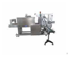 Rs02 Automatic Thermal Shrink Film Packaging Machine