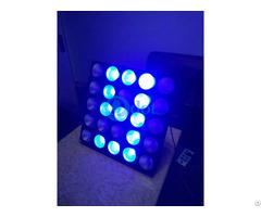 Qdot Qm 088st Matrix 2510st 25pcs 10w 4in1 Rgbw Pixel Control Light