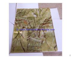 Best Quality Green Onyx Tiles