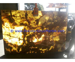 Export Quality Backlit Onyx Slabs